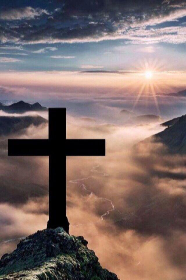 Iphone Wallpaper Easter Cross Tjn Papel De Parede De Cruz Imagens Religiosas Imagens De Cruz