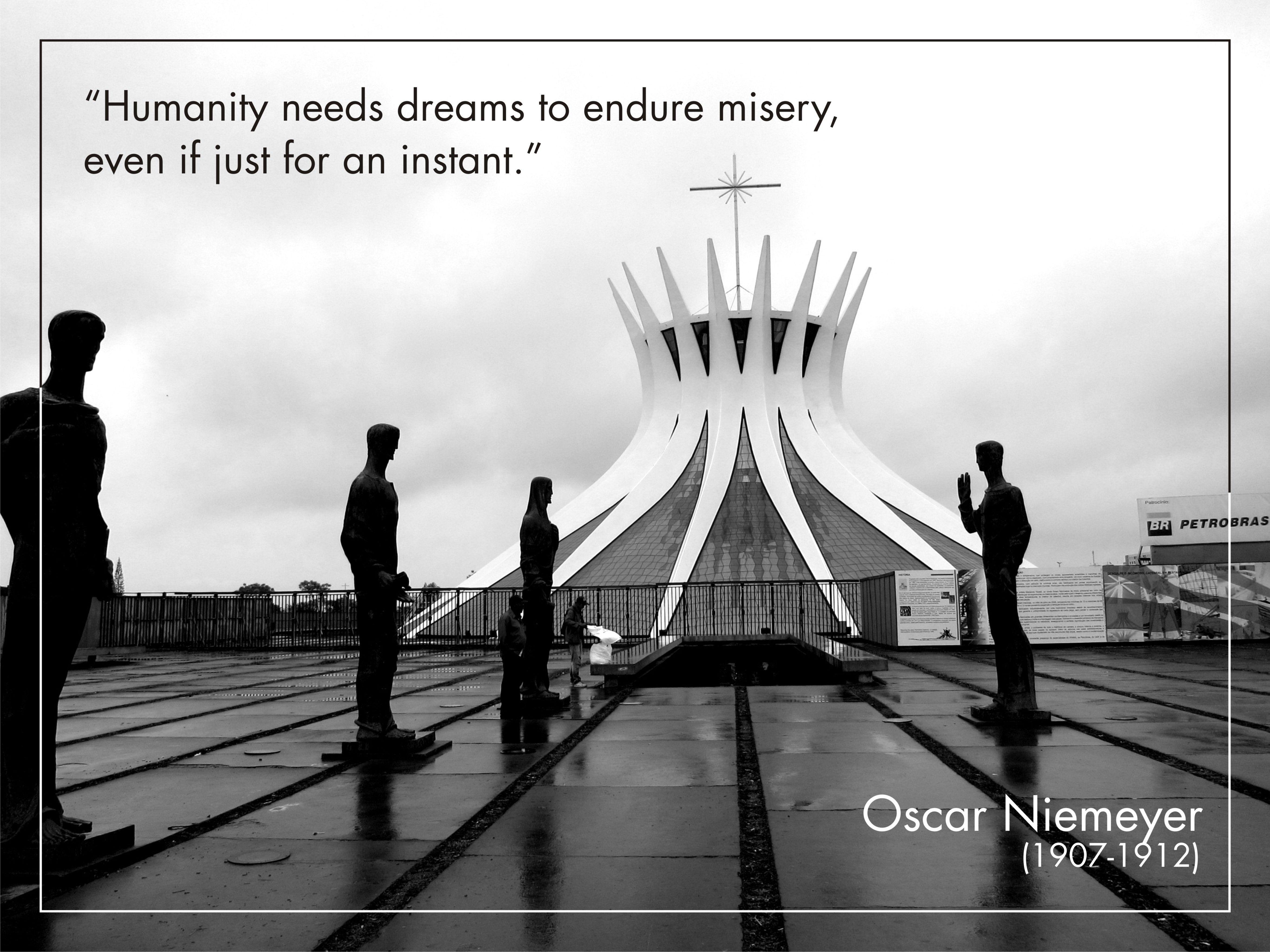 Oscar Niemeyer RIP | New Cities and Masterplans | Pinterest ...