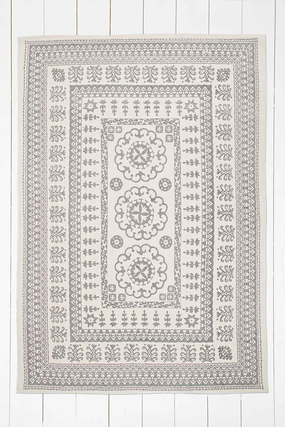 grauer teppich euphrates 5 x 7 rug pinterest. Black Bedroom Furniture Sets. Home Design Ideas