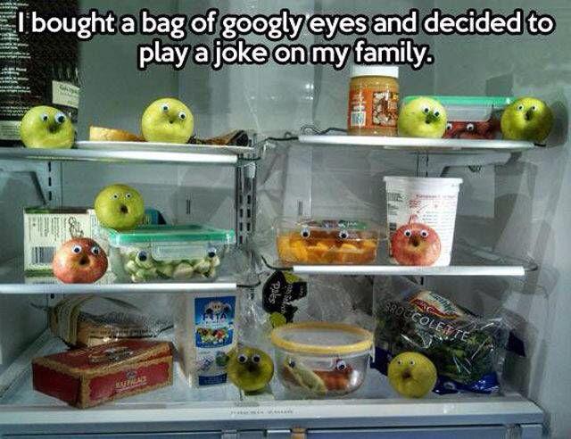 Simple prank...