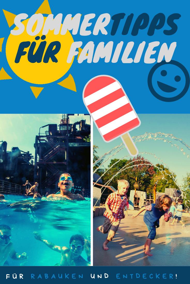 In Einer Woche Beginnen Die Sommerferien Im Ruhrgebiet Statt Sommerloch Bieten Die Industriekulturellen Standorte Einiges Ruhrgebiet Familie Ist Open Air Kino