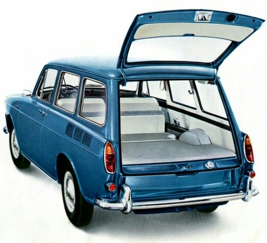Vw 1600 Wagon: To This Day, I Still Want One!