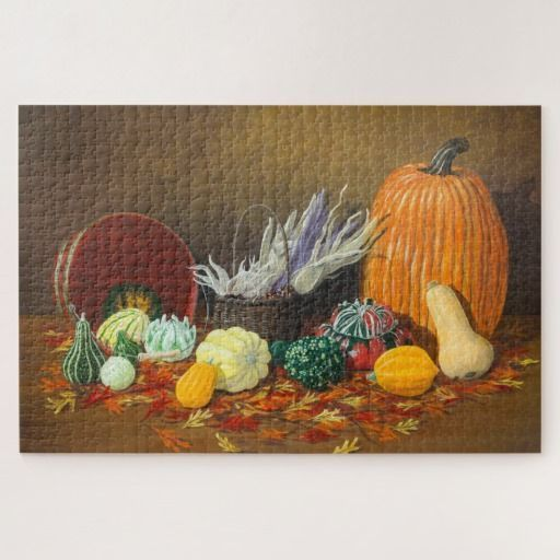 Access to this page has been denied In Season A Celebration of Fall Jigsaw Puzzle