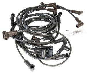 on ac delco spark plug wire set