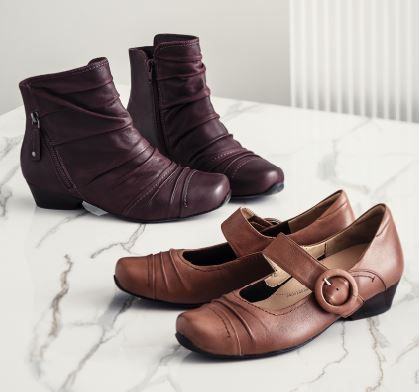 Ziera Crystal Claudia Boots Women