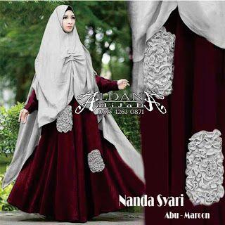 Model Gamis Baju Gamis Murah Dan Cantik Wa Sms 0815 4263 0871