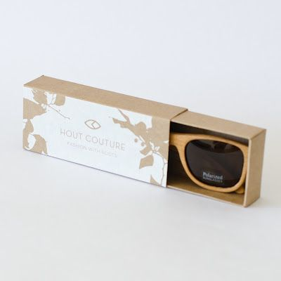 wooden cool wayfarer hout couture