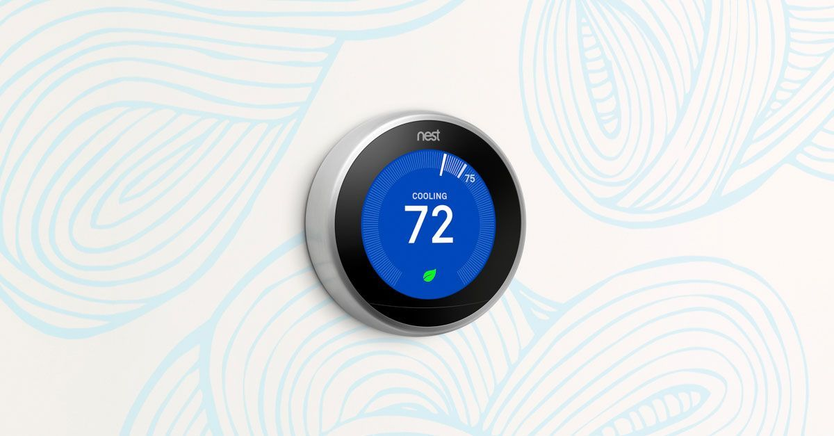 The Nest Learning Thermostat doesn't need programming. It
