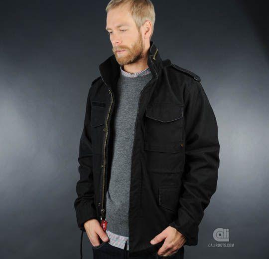 alpha industries m65 vf 59 jacket aviator 39 s jacket. Black Bedroom Furniture Sets. Home Design Ideas