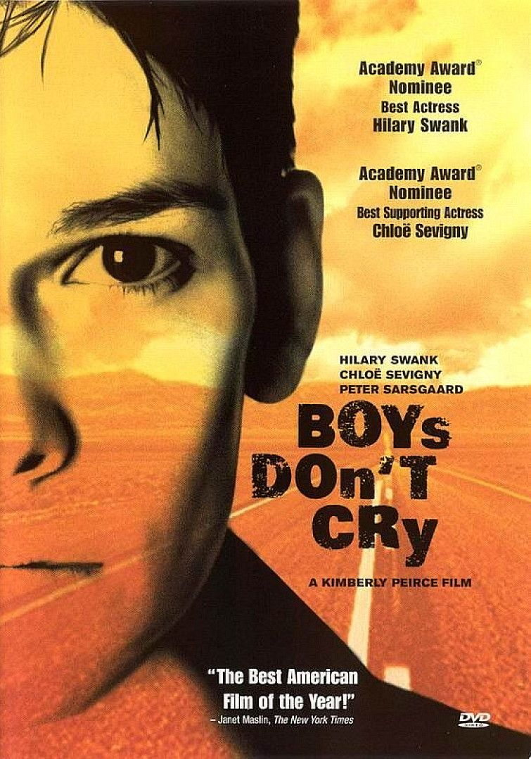 Boys Don't Cry | Boys don't cry, Brandon teena, I movie