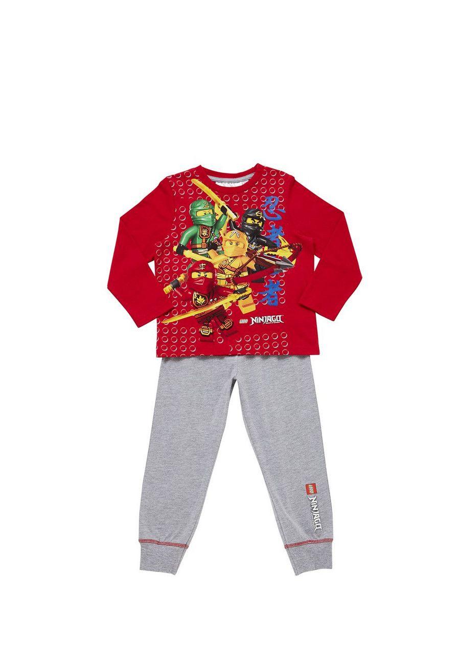 Clothing at Tesco | LEGO Ninjago Pyjamas > nightwear > Nightwear ...