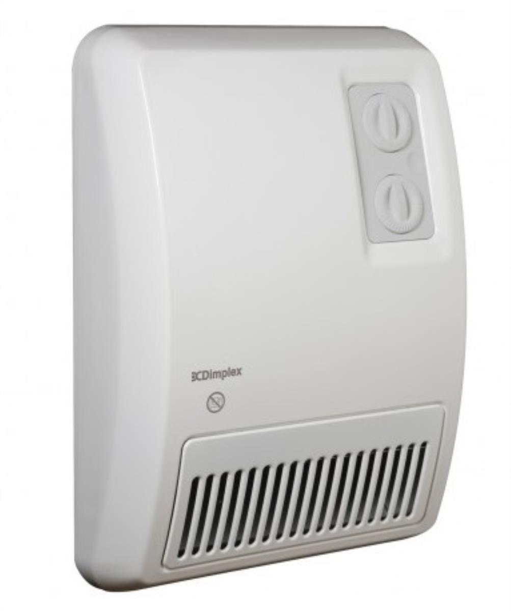 Fan Heater Bathroom Wall Mounted