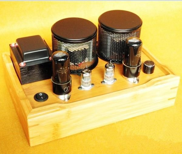 iwistao tube amplifier class a single ended 2x4 5w 6j1 drive 6p6p  iwistao tube amplifier class a single ended 2x4 5w 6j1 drive 6p6p all retro