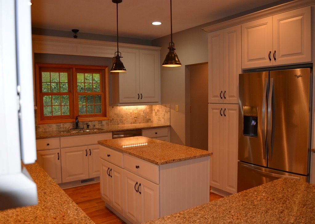 Pin by ProCraft Cabinetry on Rustic Kitchens   Rustic ...