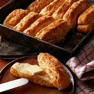 Great recipe for measuring and easy for a beginner baker.Cheddar Pan Biscuits @LandOLakesKtchn http://bit.ly/1uxHM66