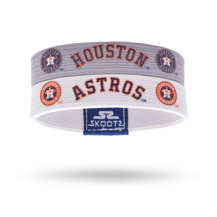 the latest e57c4 ef629 Houston Astros MLB Wristbands and Fan Shop. Shop for your ...