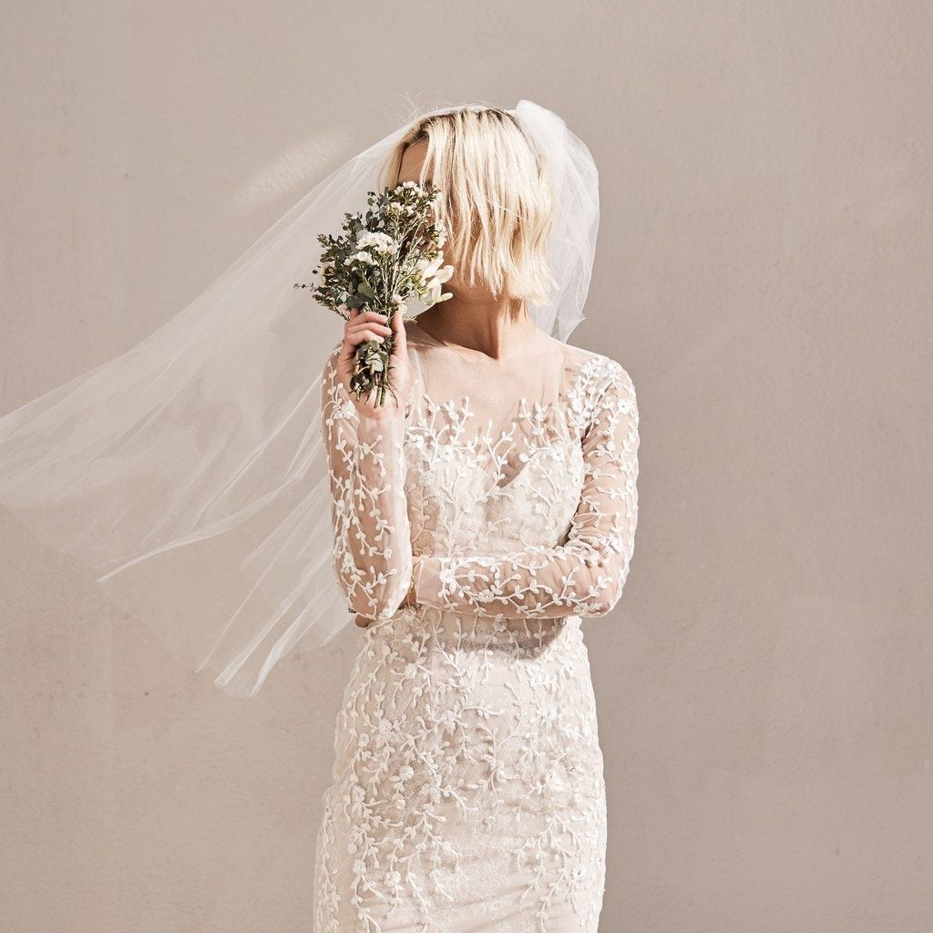 The 21 Best Places To Shop For An Affordable Wedding Dress In 2020 Affordable Wedding Dresses Wedding Dresses Allure Wedding Dresses