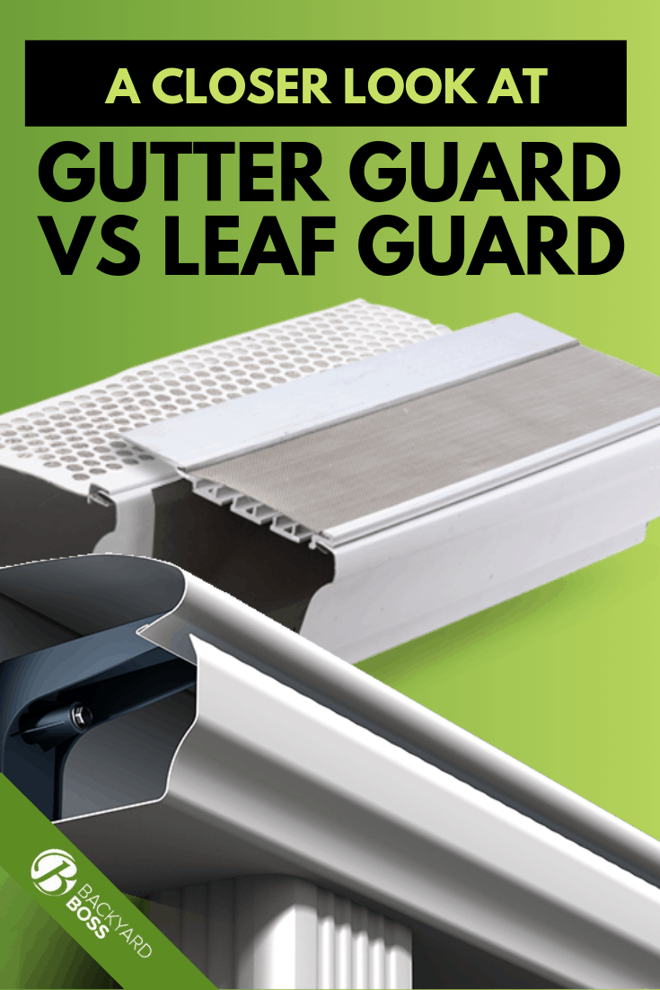 Gutter Guard Vs Leaf Guard Leaf Guard Gutter Guard Gutter Protection