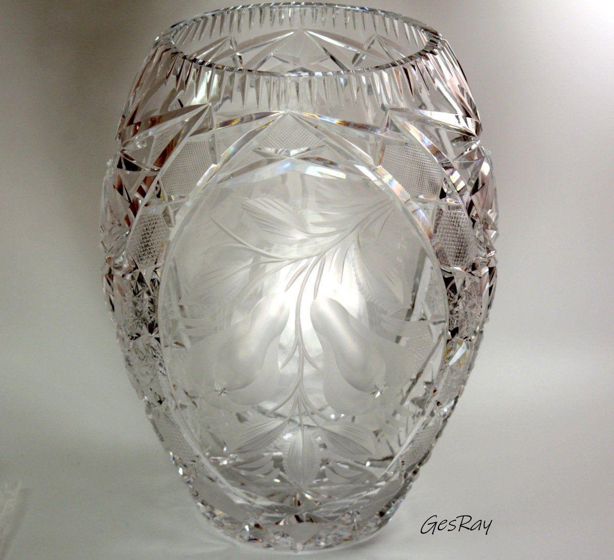 Pin On Crystal Glass