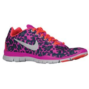 50833c62971f Nike Free TR Fit 3 Print - Women s - Club Pink Armory Navy Armory · Leopard  NikesDiscount Nike ShoesTraining ...