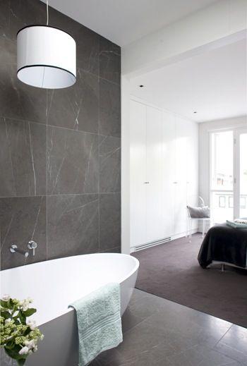 Pietra Grey Marble Bathroom Tile Inspiration Ensuite Bathroom Beach Bathroom Decor