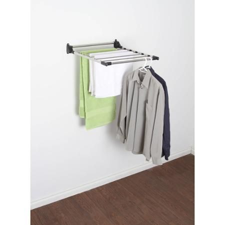 Home Drying Rack Laundry Wall Mounted Drying Rack Clothes