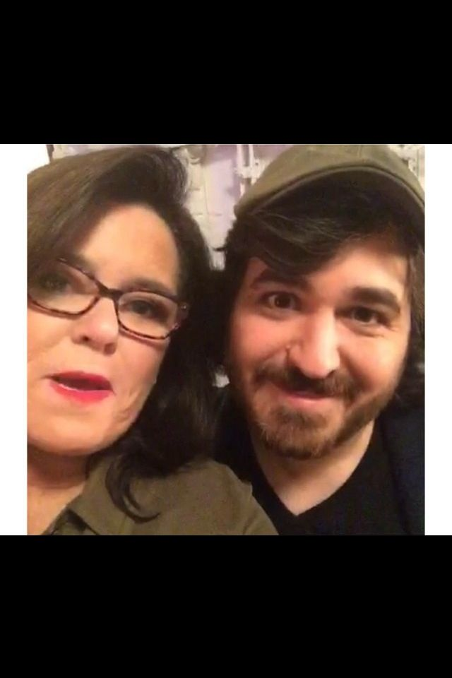 Rosie Odonnell And Q Impractical Jokers Pinterest