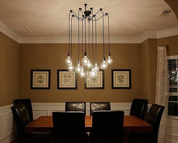 Esstisch lampen modern esstisch lampe led mit grte - Lampen fur esszimmertisch ...