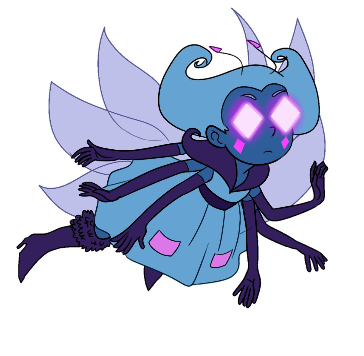 Moon Butterfly mewberty | Star vs  The Forces of Evil | Star vs the