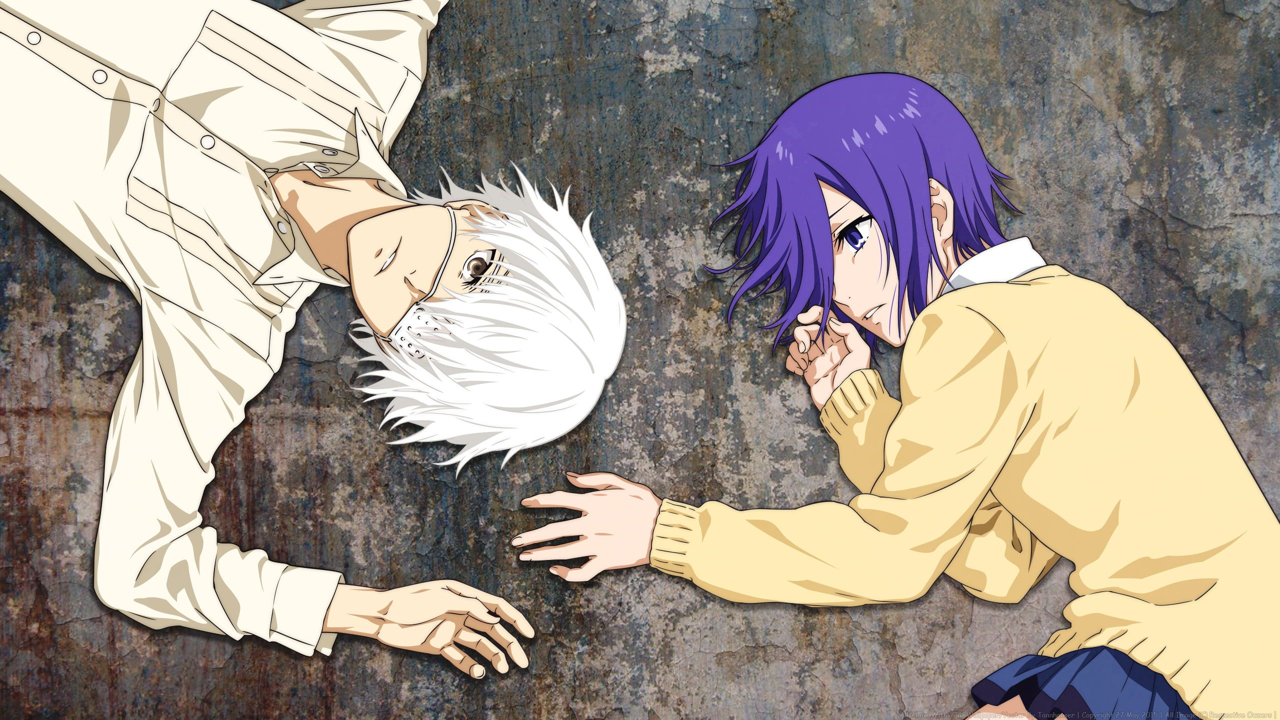 vote now for best couple Tokyo ghoul, Tokyo ghoul