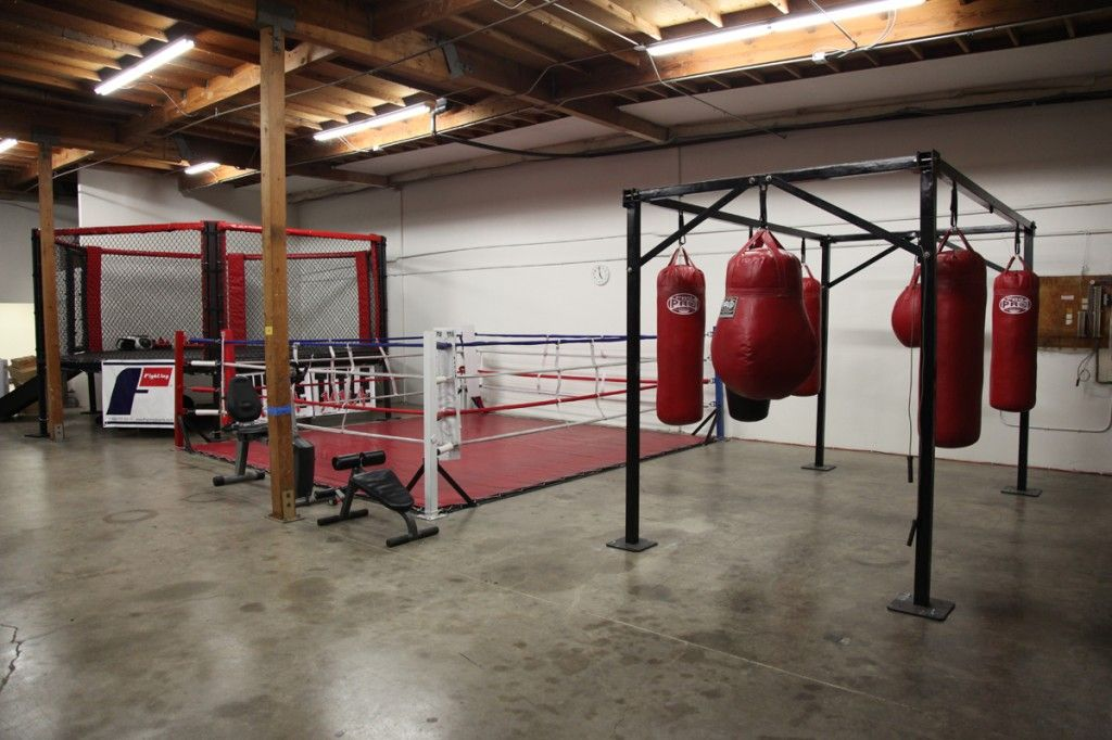 Pics for gt home mma gym