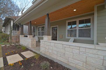 Hearn 1 contemporary porch