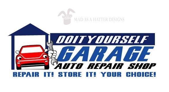 new auto repair shop needs logo by madartist logo design rh pinterest com Mechanic Skull Logo Sports Car Logos