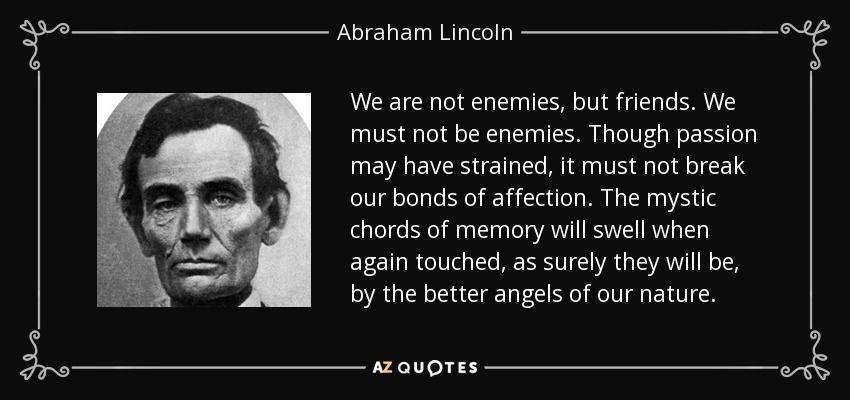 Abraham Lincoln Quote Lincoln Quotes Abraham Lincoln Quotes Picture Quotes