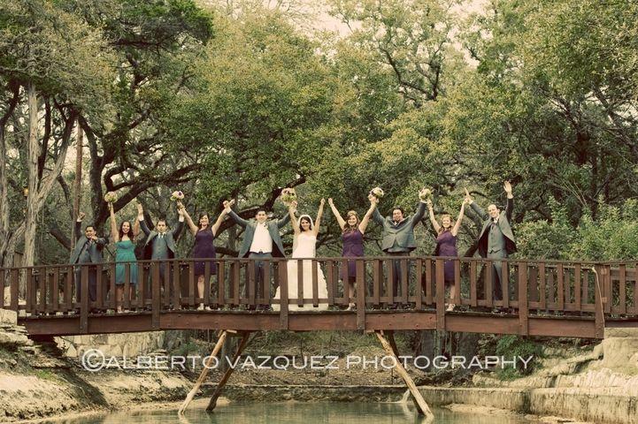 Scenic Springs Wedding & Event Site Spring wedding