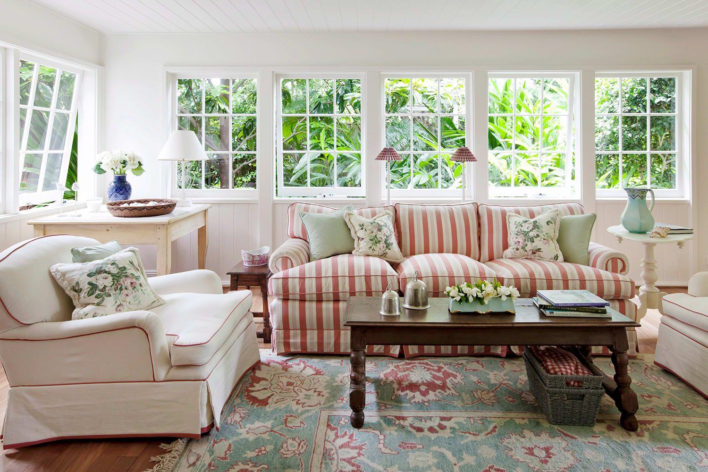 Come Arredare Una Casa In Stile Country Inglese Westwing Magazine Arredamento Salotto Country Arredamento Idea Di Decorazione