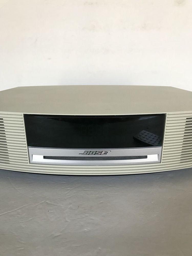 Bose Wave Music System AM FM Radio, CD Player with Remote Awrcc2