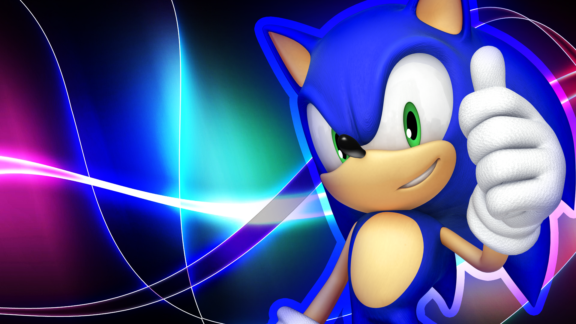 Sonic Wallpaper Hd For Desktop Download Free Festas De Aniversario Do Sonic Aniversario Do Sonic Festa Sonic