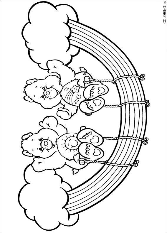 grumpy-care-bear-coloring-pages-123 | Bear coloring pages ...