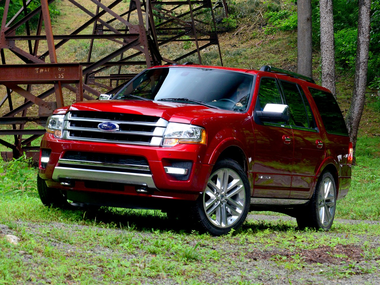 2015 FORD Expedition The Economy Redefined Ford