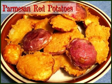 Parmesan Red Potatoes http://www.momspantrykitchen.com/parmesan-red-potatoes.html