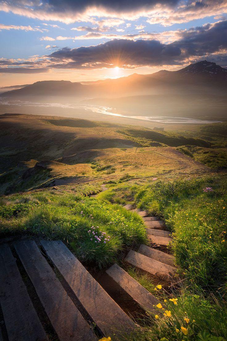 Stairway to heaven (с изображениями) | Фотографии природы ...