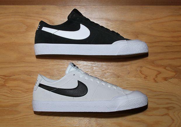 Nike Sb Blazer Xt Toe Caps 864348 019 Sneakernews Com Nike Sneakers Nike Nike Sb