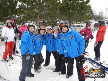 NotSoPro Snowboard instructors extraordinaire! #allaboutme