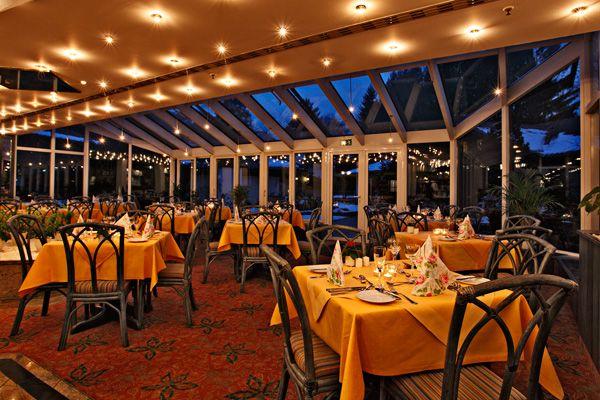 Restaurant H+ Hotel Alpina GarmischPartenkirchen