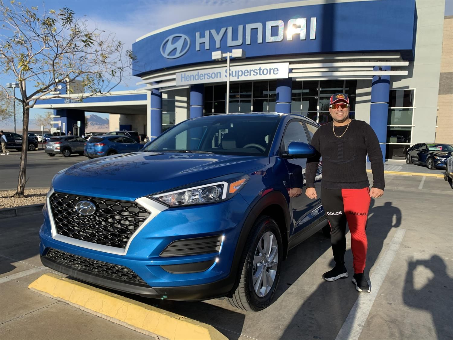 Zuyin And Ariel We Hope That Your New 2020 Hyundai Tucson Takes You On Amazing Journeys Near And Far Enjoy Your New Ve New Hyundai Hyundai Hyundai Dealership
