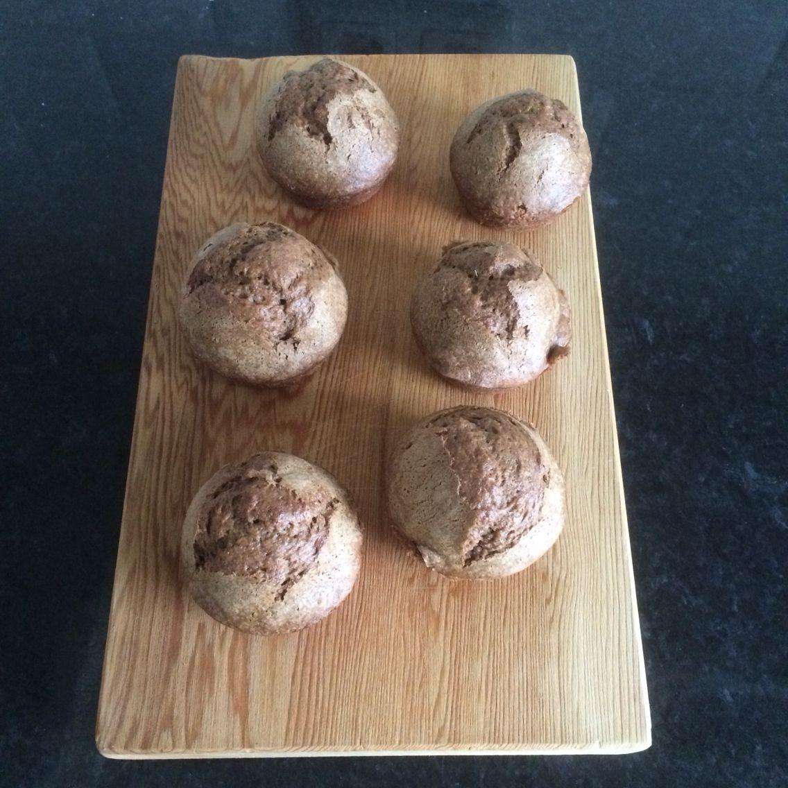 Kruidkoek cupcakes