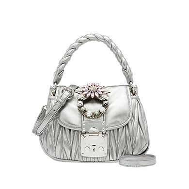 8cdfa78385d Leather Coffer Bag   XoXo   Bags, Leather, Miu miu