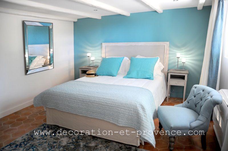 Décoration du0027intérieur Chambre rénovée dans une maison de vacances - couleur de la chambre