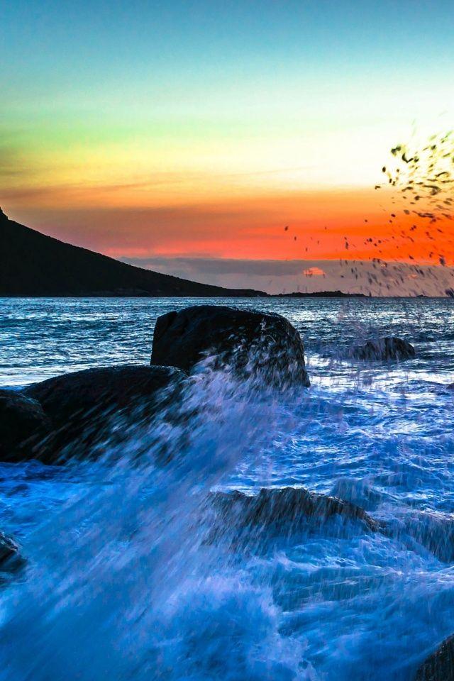 Image Result For Landscape Wallpaper Hd Com Imagens Golfinhos